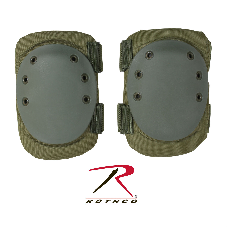 Наколенники uf tactical swat knee pads , оливковый, 11058.