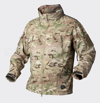 Тактическая куртка Trooper Soft Shell Jacket,KU-TRP-NL,MultiCam