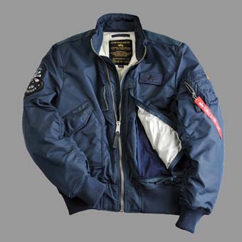 Куртка  Engine,Alpha Industries, bold blue,103101