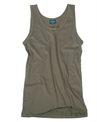 Майка TANK TOP COTTON OLIV Mil-Tec,11001001