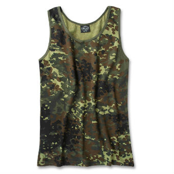 Майка TANK TOP COTTON FLECKTARN Mil-Tec,11001021