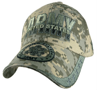Бейсболка CAP-UNITED STATES ARMY (ACU WASHED), 5843