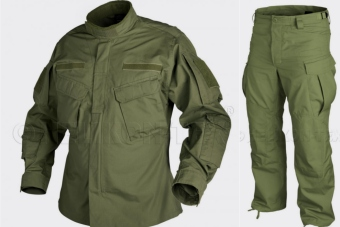 2Комплект камуфляжа CPU - Combat Patrol Uniform,оливковый