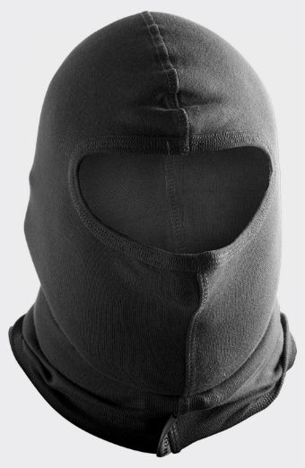 Балаклава One Hole Balaclava,Helikon-tex, черный