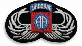 1514  Нашивка ''Parawing 82ND Airborne''