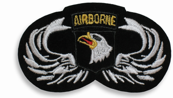 1515 Нашивка ''Parawing 101ST Airborne''