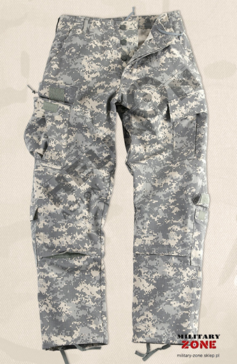 Брюки полевые ACU- Army Combat Uniform Pants, SP-ACU-PR,UCP