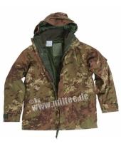 Куртка SSESCHUTZ M.FLEECEJACKE VEGETATO,10615042