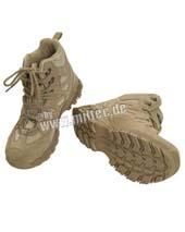 Ботинки SQUAD STIEFEL 5 INCH,кайот, 12824005