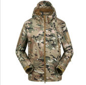 Куртка Shark Skin Soft Shell, MultiCam
