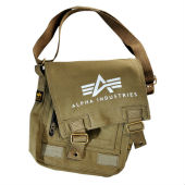 1Сумка Alpha Industries  Big A Canvas Utility bag,оливковый