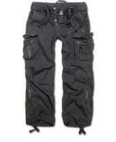 Брюки Royal Vintage Trouser , black