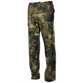 Брюки US BDU Field Pants, BW camo