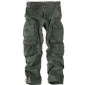 Брюки   cargo trousers KEN olive,Thor Steinar 602734