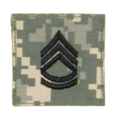 1768 ACU DIGITAL SGT FIRST CLASS INSIGNIA.Rothco