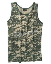 Майка TANK TOP COTTON  AT-DIGITAL Mil-Tec,11001070