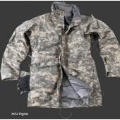 Тактическая штормовая куртка ECWCS 2Generation Helikon-tex, ACU Digtal