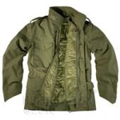 Куртка М65 с подстежкой Helikon-tex ,оливковая
