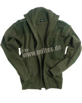 Свитер STRICKJACKE MILTEC® , оливковый