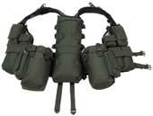 Жилет разгрузочный Tactical O.D. 30993B