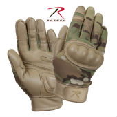 Перчатки Rothco Flame and Heat Resistant Hard Knuckle Tactical Gloves
