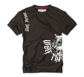 1Футболка Dobermans Aggressivе,Wolf Throat, TS85,бронзовый