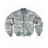 1Бомбер  US MA1® FLIEGERJACKE T/C AT-DIGITAL,10401070