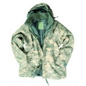 Куртка на мембране SSESCHUTZ M.FLEECEJACKE AT-DIG.,10615070
