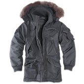 Куртка Aviator Coat Thor Steinar,15031, серый