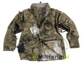 Тактическая штормовая куртка ECWCS 2Generation Helikon-tex,Poland Woodland