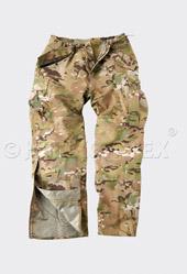 Непромокаемые брюки на мембране ECWCS GEN II Pants MultiCam,Helikon-Tex,SP-EC2-NL