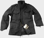 Куртка М65 с подстежкой Helikon-tex ,черная