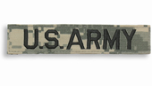 1745  Нашивка ''ACU Digital U.S. Army'' BRANCH TAPE
